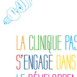 Heladon / Clinique Pasteur / Illustration, graphisme & mise en page